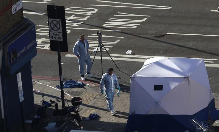 صورة السجن 43 عاما لبريطاني دهس مصلين مسلمين في لندن