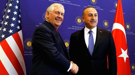صورة هل انتهت مرحلة التراشق التركي الأميركي؟