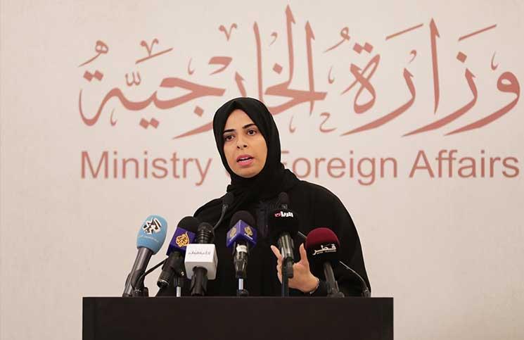 صورة قطر: الدوحة لن تتراجع عن سياستها لو استمر الحصار للأبد