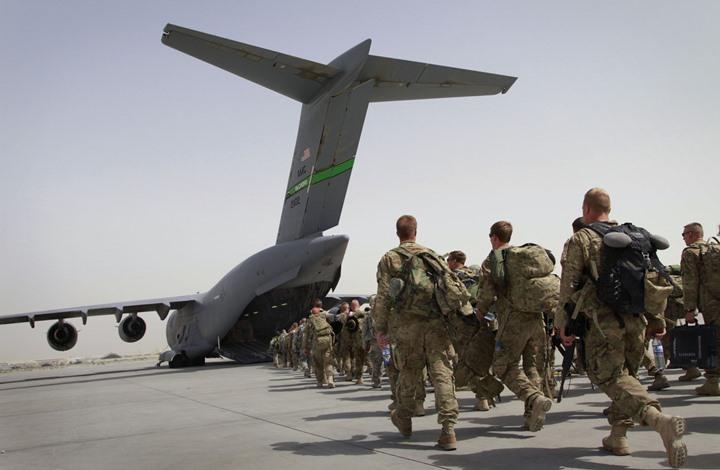 صورة موقع روسي: لماذا خسر التحالف الدولي نفوذه في سوريا؟