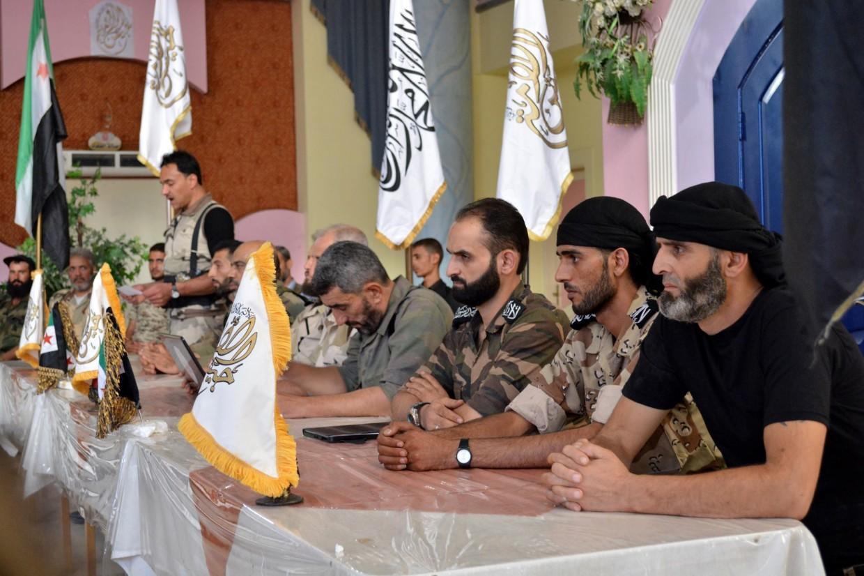 صورة لافروف: هدنة الغوطة لا تشمل أحرار الشام وجيش الإسلام