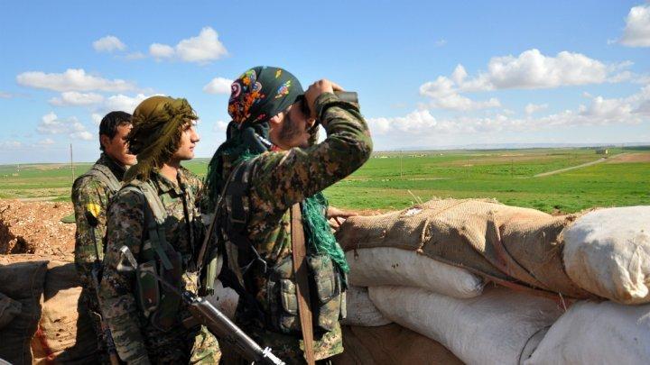 صورة تعداد القوات الأمريكية بسوريا ازداد 4 أضعاف.والبنتاغون درب 11 ألف مقاتل كردي