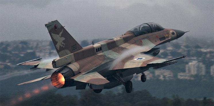 صورة حرب إسرائيلية ضد إيران في سوريا «بعيدة»