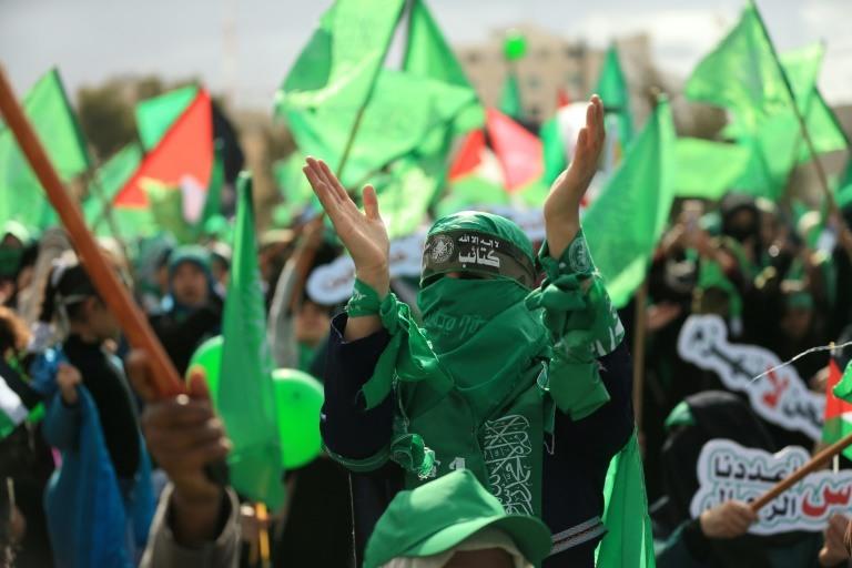 صورة حماس تعلق على إدراج هنية ضمن قائمة الإرهاب