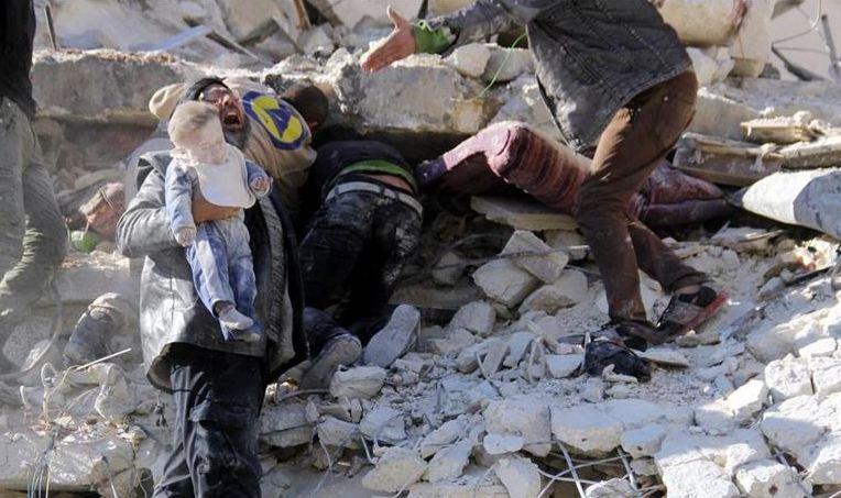 صورة الائتلاف يدين التجاوزات التي تمارس بحق المقاتلين والمدنيين