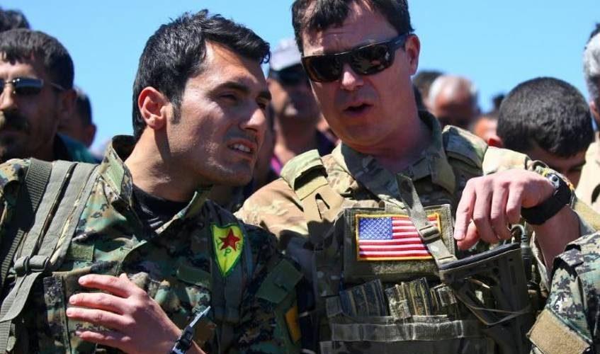 صورة تركيا: PYD تنظيم إرهابي شاءت واشنطن أم أبت