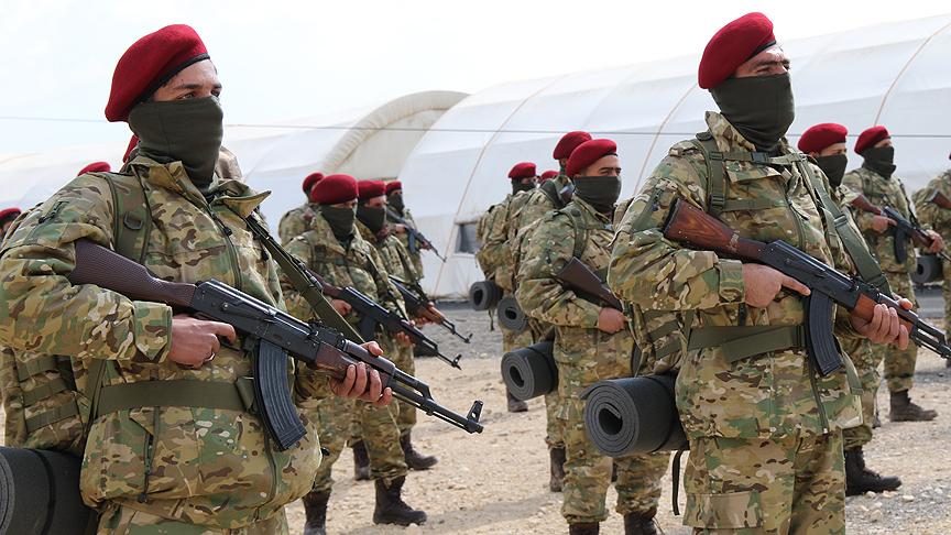 صورة غصن الزيتون..صقور الأكراد تدخل المعركة