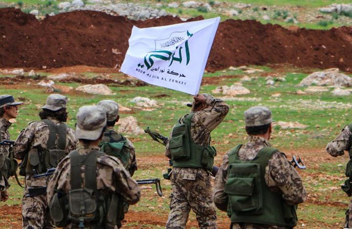 صورة تحرير سوريا تتقدم على تحرير الشام