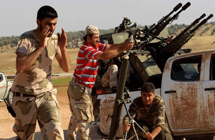 """صورة روسيا تهدد درعا وأمريكا تشدد على """"خفض التصعيد"""""""