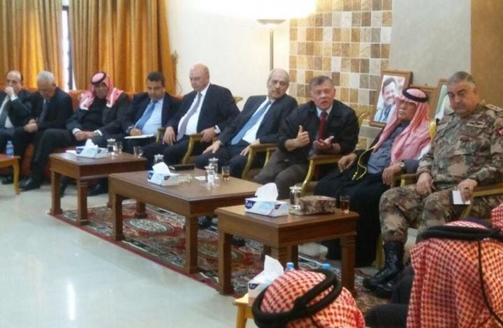 صورة ملك الأردن لا ينام الليل..تحدث عن سوريا والوطن البديل (فيديو)