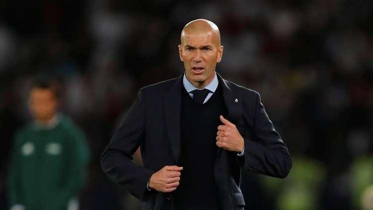 صورة زيدان سيرحل عن ريال مدريد
