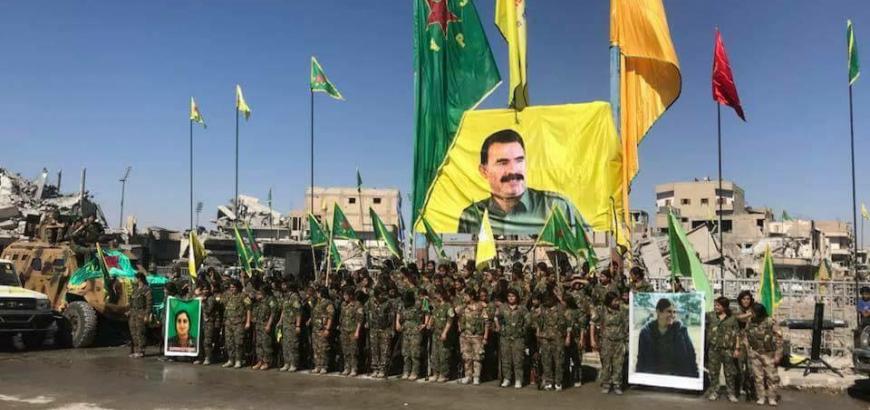 صورة هل تنجح تركيا بعزل الوحدات الكردية عن قسد؟