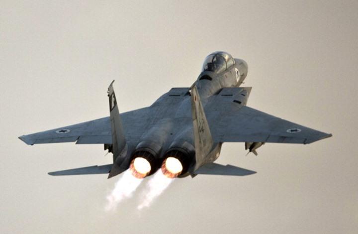 صورة تصعيد بعد إسقاط إف 16 إسرائيلية
