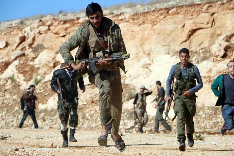 """صورة اغتيال قيادي في """"تحرير الشام"""" بدرعا"""