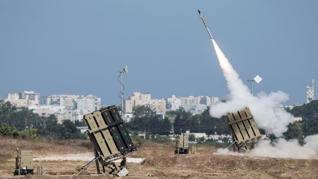 صورة وحدة إسرائيلية لتغطية لبنان وسورية