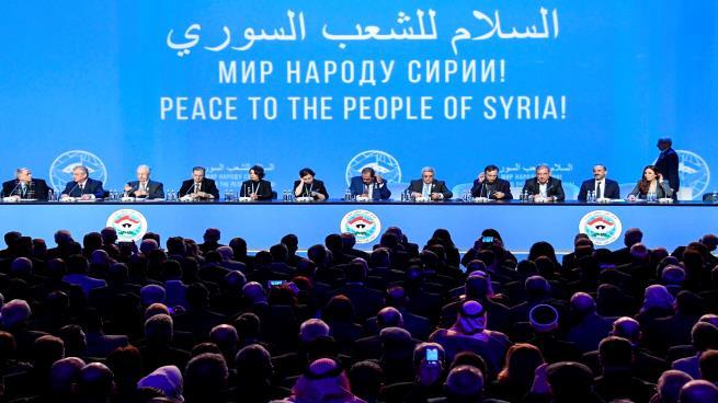 صورة من أستانة إلى سوتشي..سلام زائف في سورية