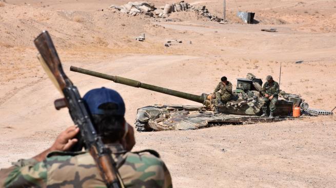 صورة الخدمة الاحتياطية تطارد السوريين