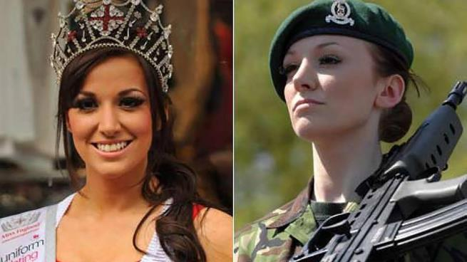 صورة ملكة جمال بريطانية سابقة: تعرضت للتحرش بالعراق