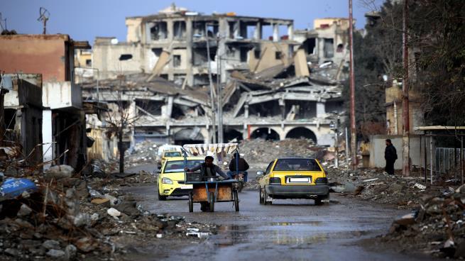 صورة دراسة إسرائيلية: الدور الصيني في إعادة إعمار سورية يخدمنا