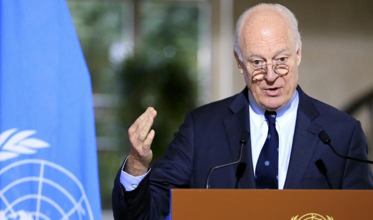"""صورة مطالب """"تائهة"""" بمجلس الأمن لدعم جنيف السوري"""