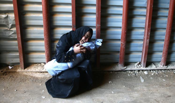 صورة لهذه الأسباب تذبح الغوطة الشرقية