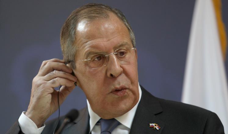 """صورة لافروف: هدنة الغوطة لا تشمل """"الإرهابيين"""""""