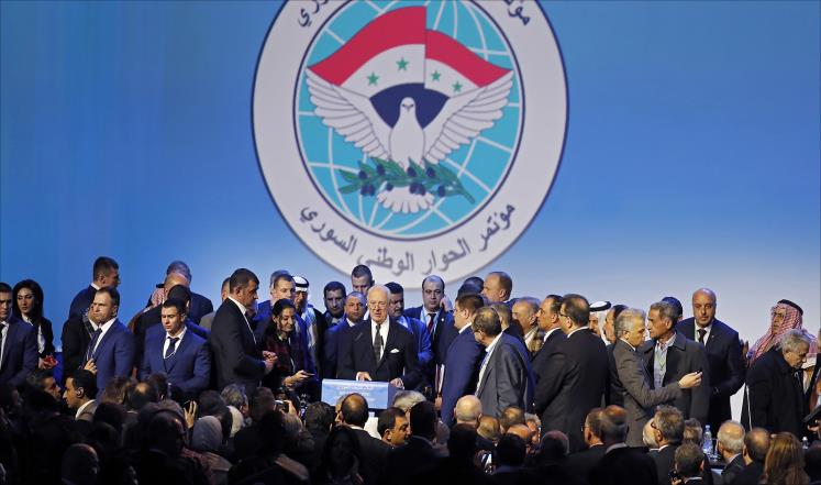 صورة خارجية الأسد: سوتشي قاعدة صلبة لأي حوار قادم