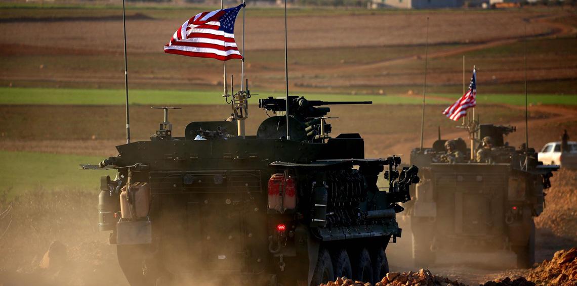 صورة تركيا تنذر القوات الأمريكية في سوريا