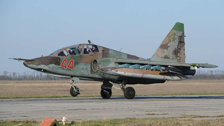 صورة روسيا: طائرة SU-25 أسقطت بهذا الصاروخ