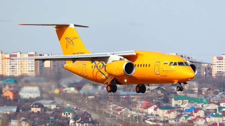 صورة مقتل 71 شخصا في تحطم طائرة ركاب روسية