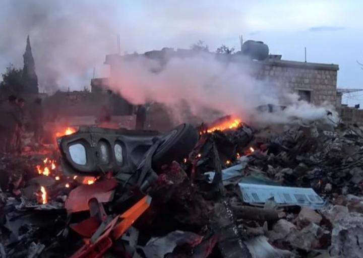 صورة روسيا تعزز دفاعات قواعدها في سوريا
