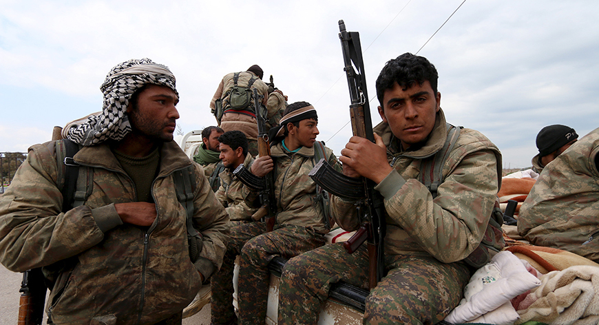 صورة تعثر المفاوضات بين الأسد وPYD