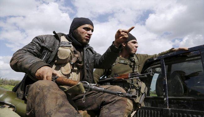 صورة كتيبة أوزبكية تعلن التزامها الحياد بالاقتتال الدائر شمالي سوريا