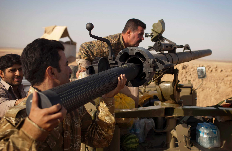 صورة تركيا: سندمّر أي أسلحة تنقل إلى عفرين