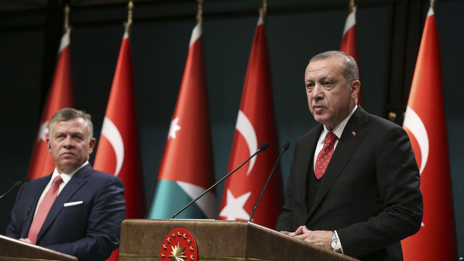 صورة ما أهمية التقارب التركي الأردني؟