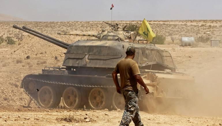 """صورة """"حزب الله"""" يغتال قادة من """"الحر"""" في القنيطرة"""