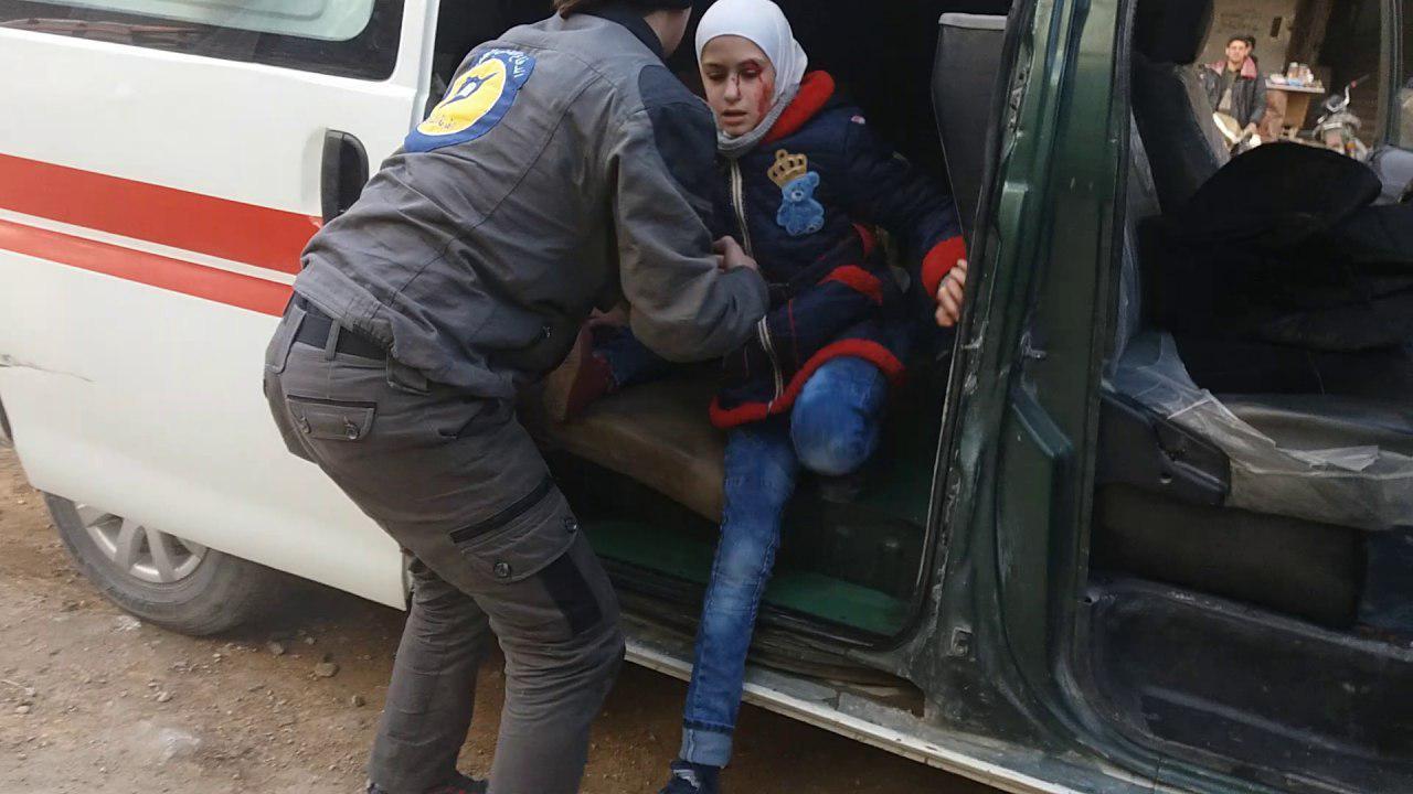 صورة مقتل 774 مدنيا خلال شهر بينهم 76 طفل