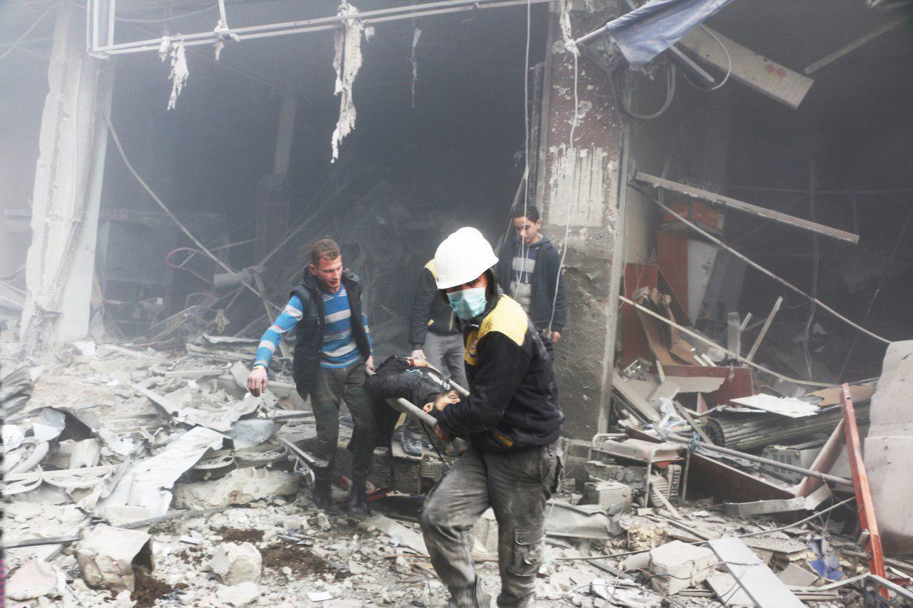 صورة الأمم المتحدة: سوريا تشهد أخطر فترات الحرب