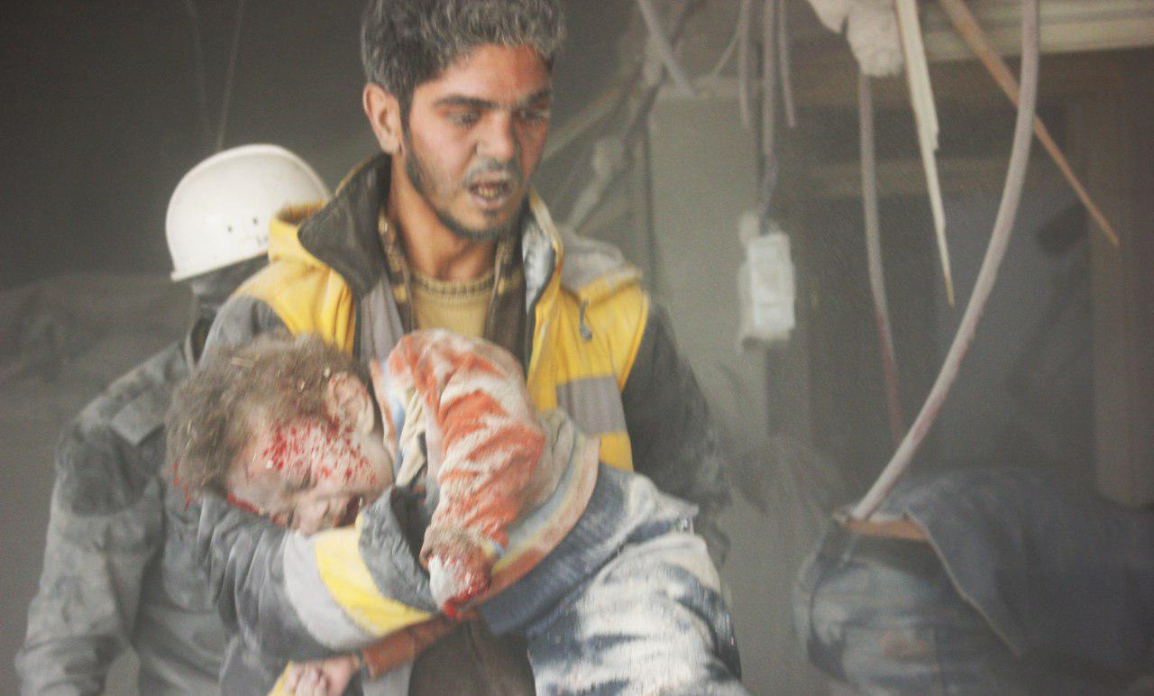 """صورة روسيا: اتفاق هدنة إنسانية بسوريا """"غير واقعي"""""""