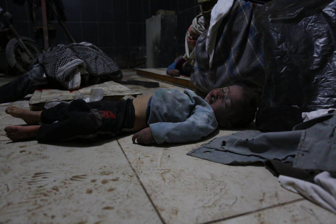 صورة قيادي أمريكي: روسيا تلعب دور مشعل الحريق ورجل الإطفاء بسوريا