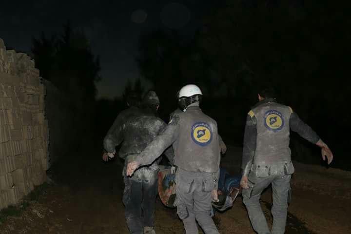 صورة الغوطة الشرقية..هدنة إعلامية ومذبحة مستمرة