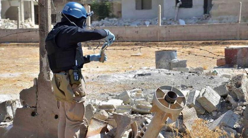 صورة فرنسا: سنضرب الأسد إذا كانت هجمات الكيماوي مميتة