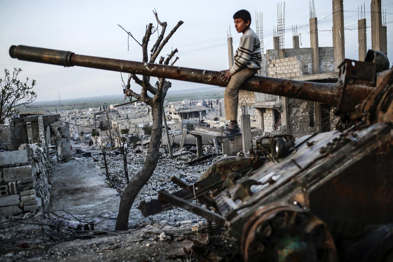 """صورة سوريا..ابتليت بـ """"لعنة الجغرافية"""""""