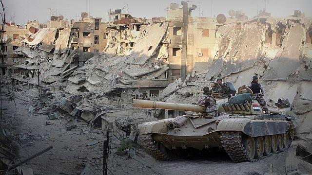 صورة سوريا: الحرب لم تبدأ بعد!