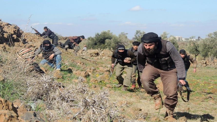 صورة تنظيم الدولة يطرق حدود إدلب من بوابة الأسد