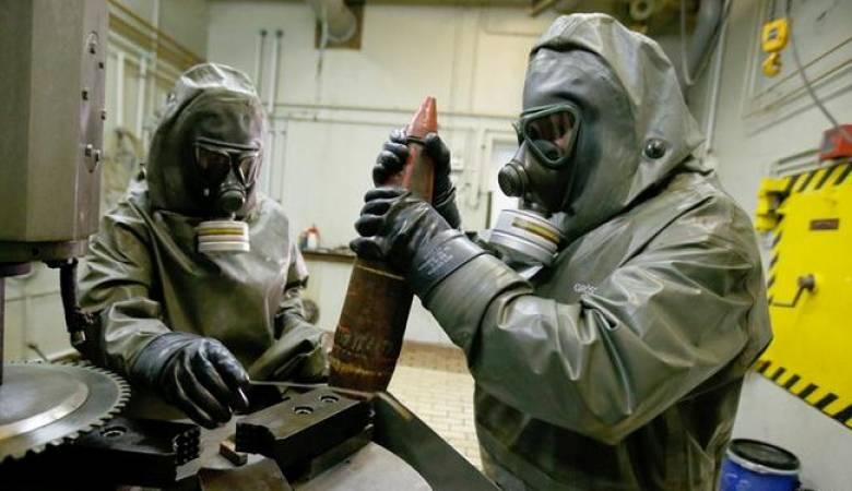 صورة أبرز الهجمات الكيماوية لنظام الأسد