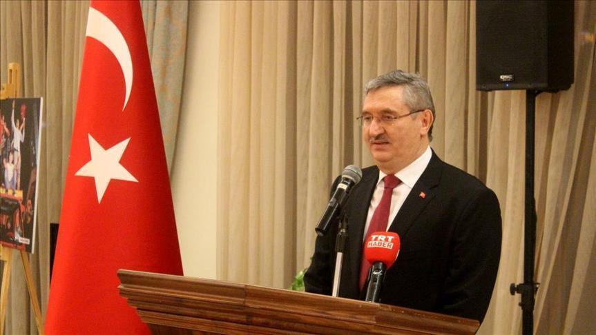 صورة سفير تركيا بقطر: عملية عفرين لحماية أمننا ولا نطمع بالأراضي السورية
