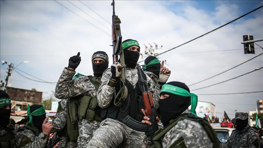 """صورة القسام تتبنى عملية نابلس وتنعى """"جرار"""""""