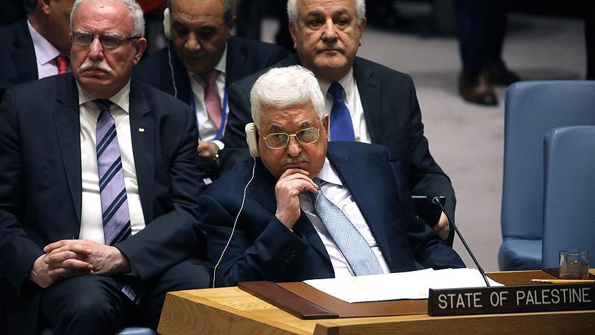 صورة عباس: مستعدون لتبادل طفيف مع إسرائيل ولا تنازل عن القدس الشرقية