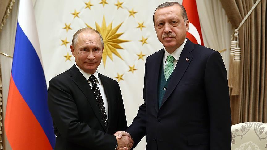 صورة مباحثات تركية روسية لإقامة نقاط مراقبة جديدة في إدلب
